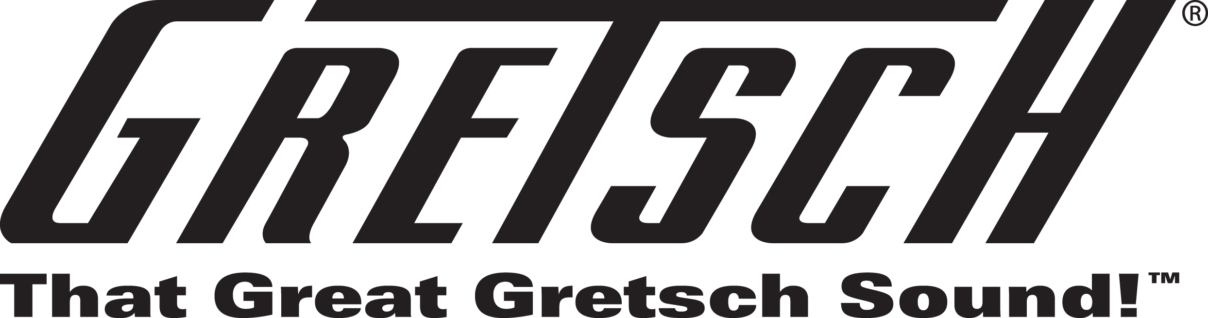 Gretsch guitar distribution