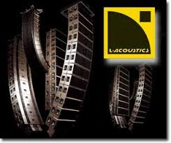 Lacoustics pro audio distribution Germany