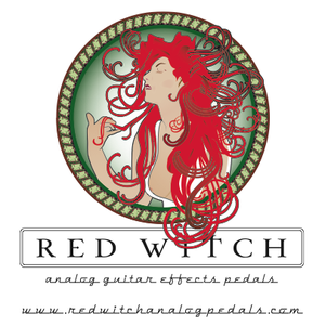 Red Witch Guitar Pedals distribution
