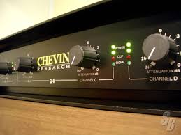 Chevin Research power amplifier distributors Germany