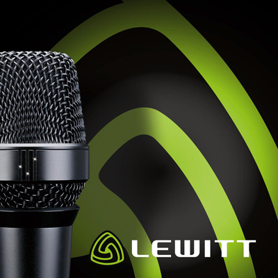Lewitt microphone distributors Mexico